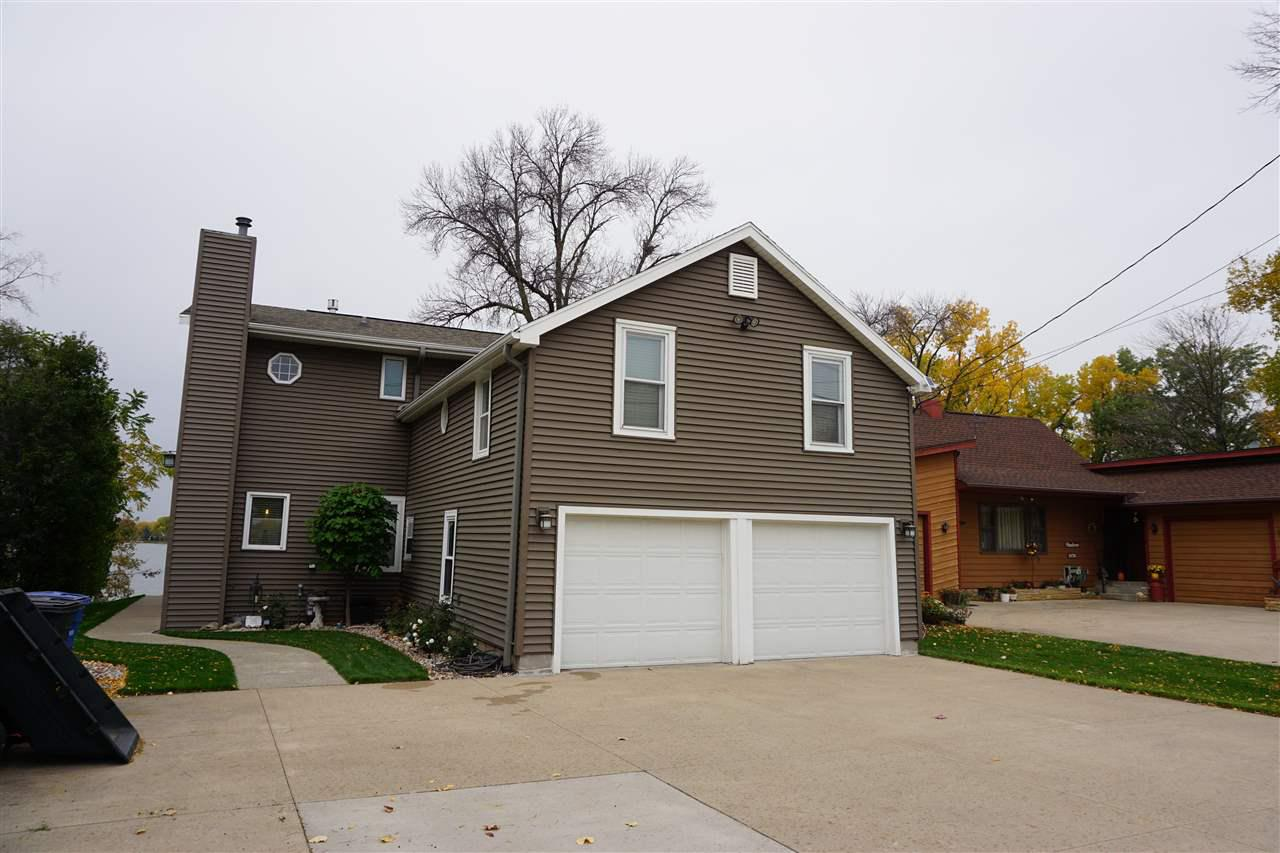 View Single-Family Home For Sale at 1170 PAGES POINT DRIVE, Menasha, WI