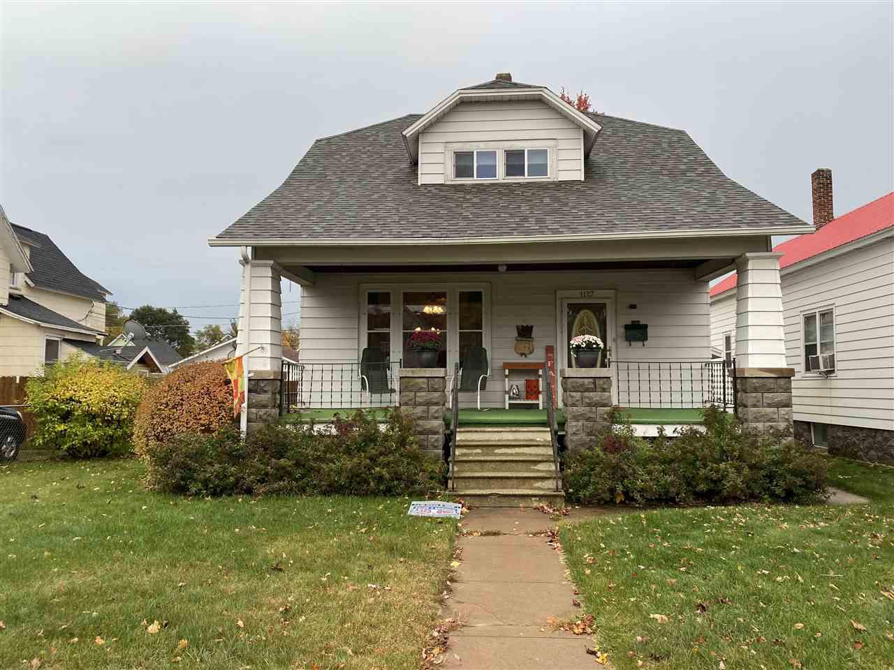 View Single-Family Home For Sale at 1127 CARNEY BOULEVARD, Marinette, WI