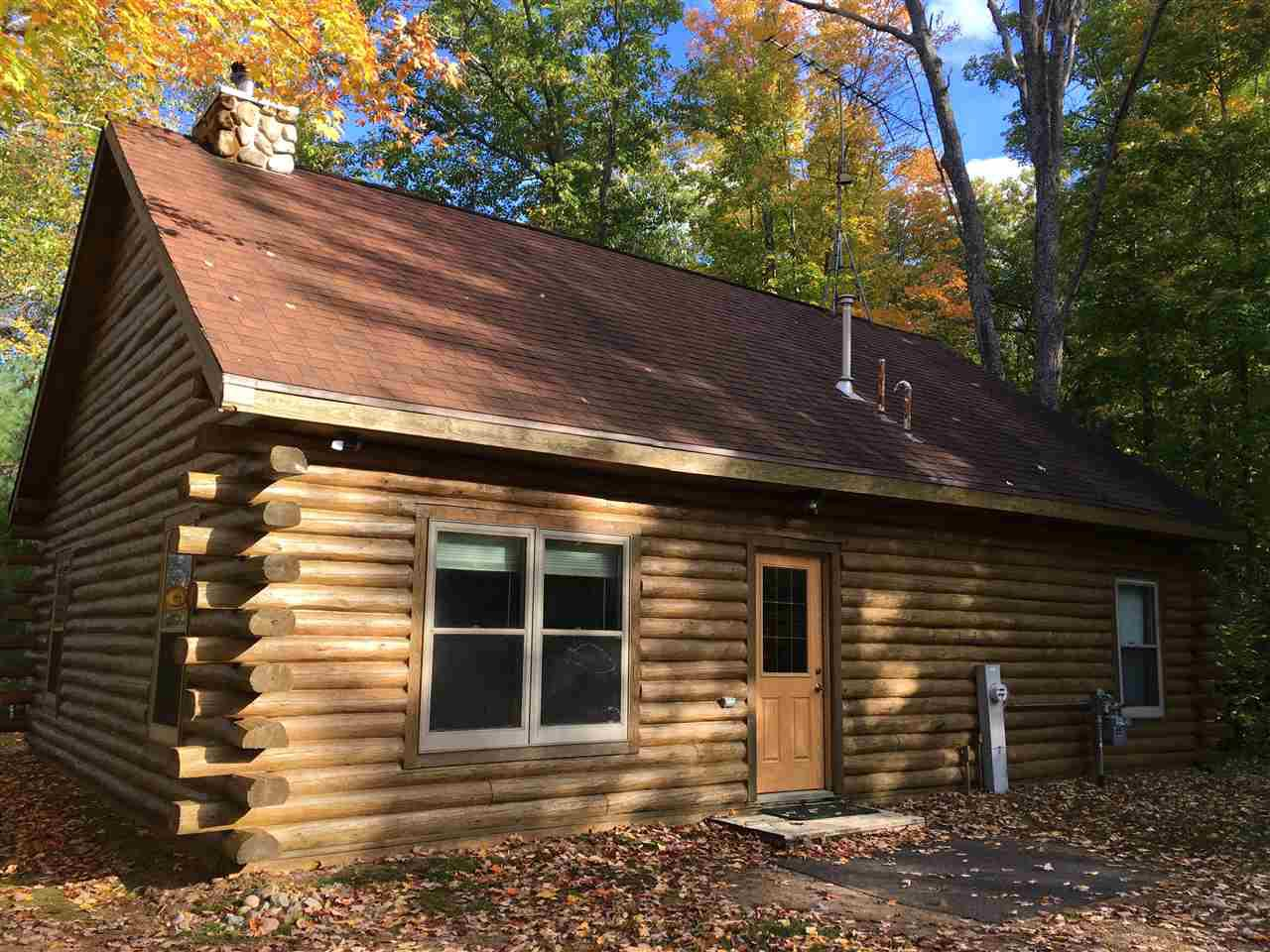 View Single-Family Home For Sale at 16652 ARCHIBALD LANDING, Townsend, WI
