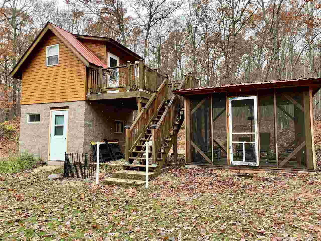 View Single-Family Home For Sale at W9902 TADISCH LANE, Athelstane, WI