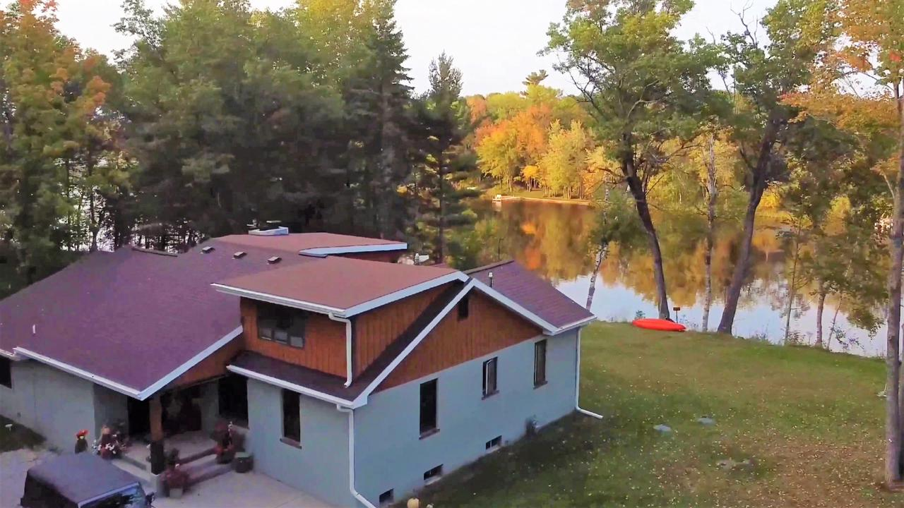 View Single-Family Home For Sale at N5498 State Hwy 180, Porterfield, WI