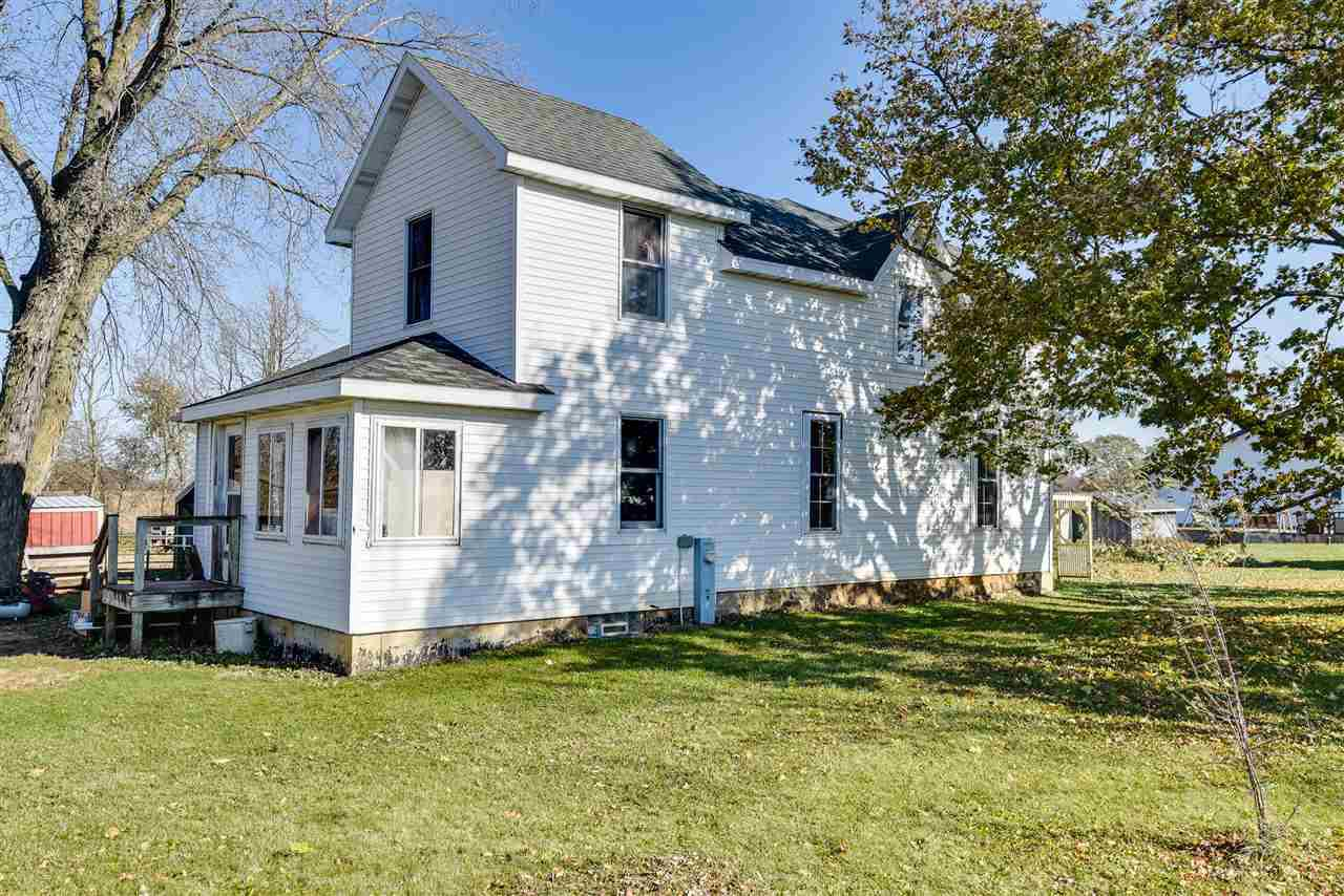 View Single-Family Home For Sale at W1996 Barry Rd #Lot1, Dalton, WI