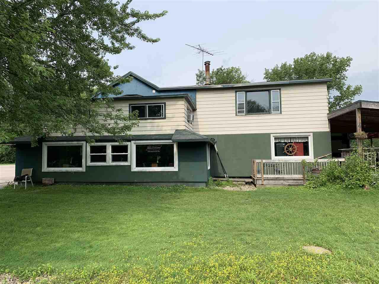 View Single-Family Home For Sale at E6870 HWY F, Weyauwega, WI