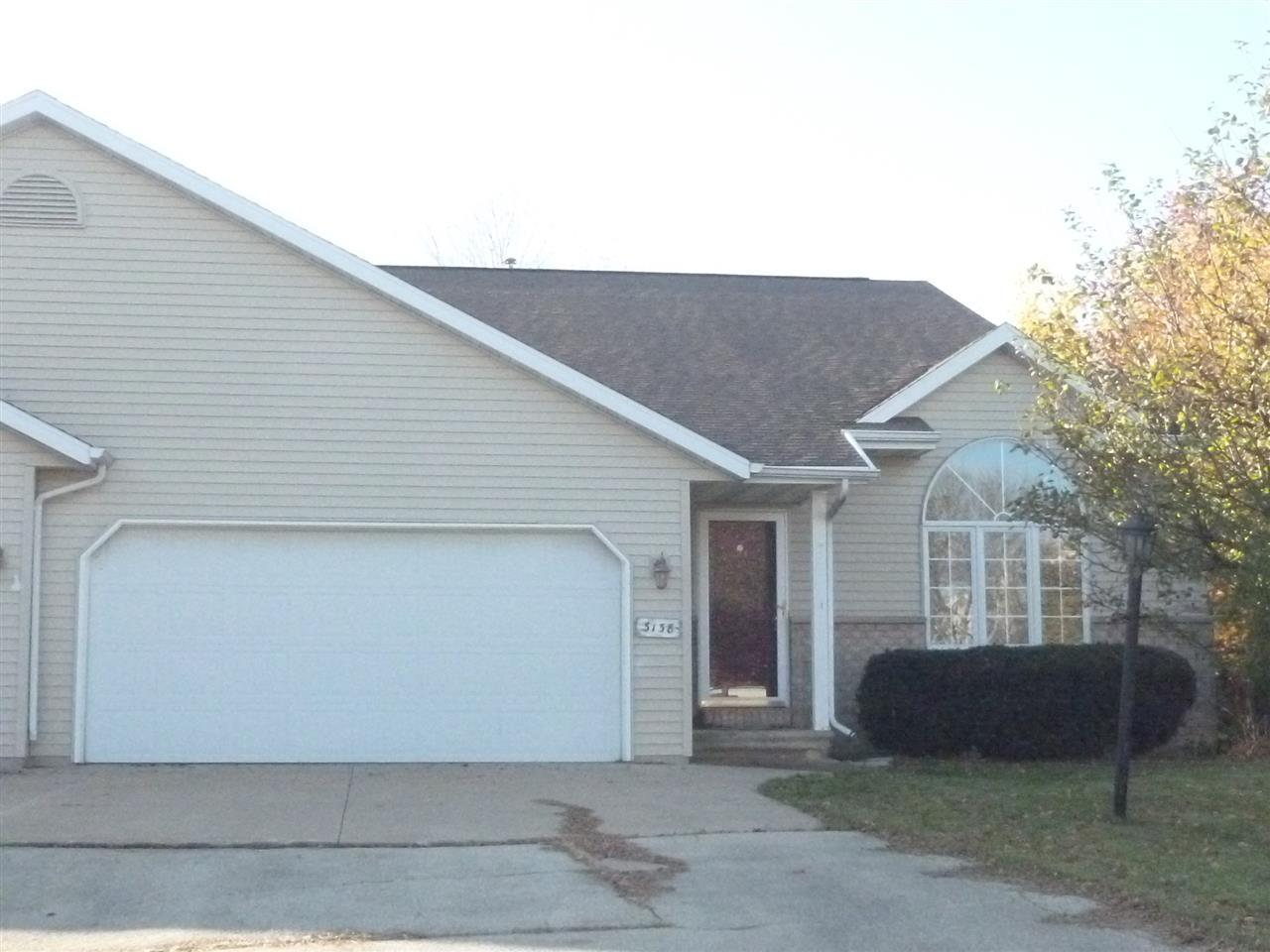 View Condo For Sale at W3138 GLENBROOKE COURT #1, Appleton, WI