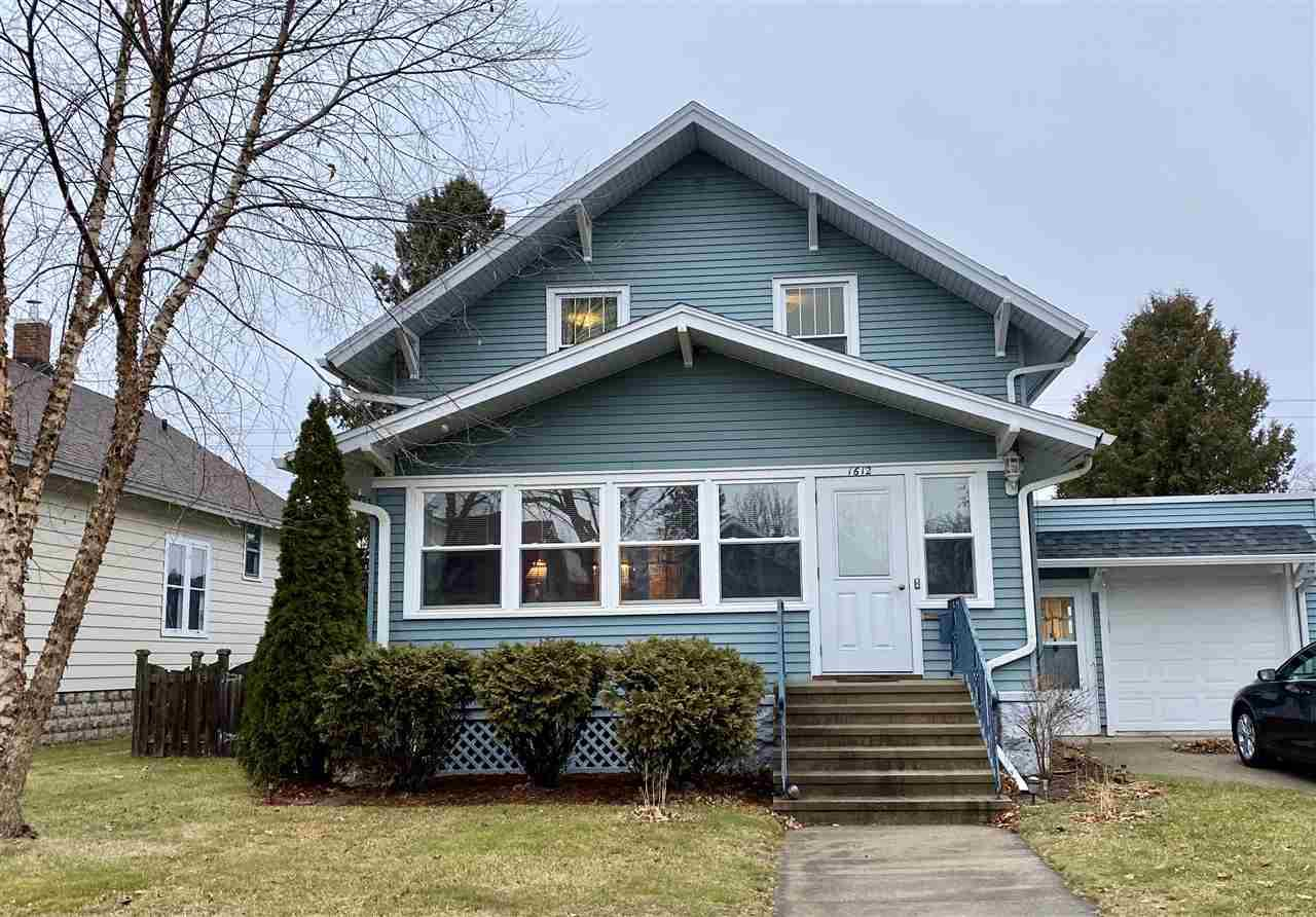 View Single-Family Home For Sale at 1612 16TH AVENUE, Menominee, MI
