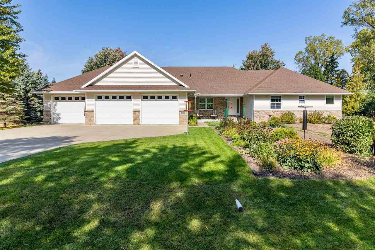 View Single-Family Home For Sale at 5148 SAND PIT LANE, Oshkosh, WI