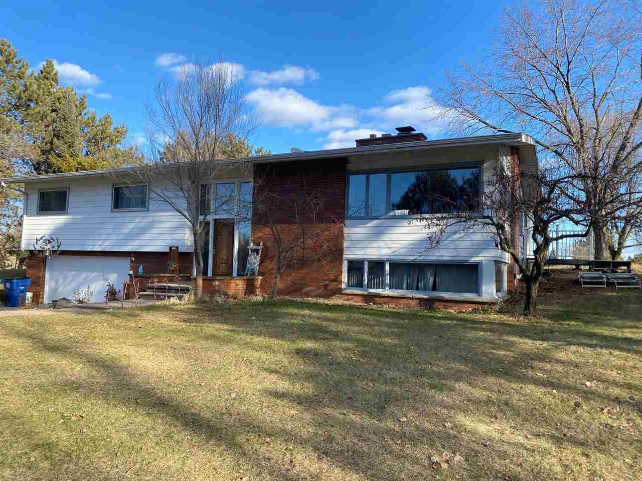 View Single-Family Home For Sale at E8847 HUDSON ROAD, Clintonville, WI