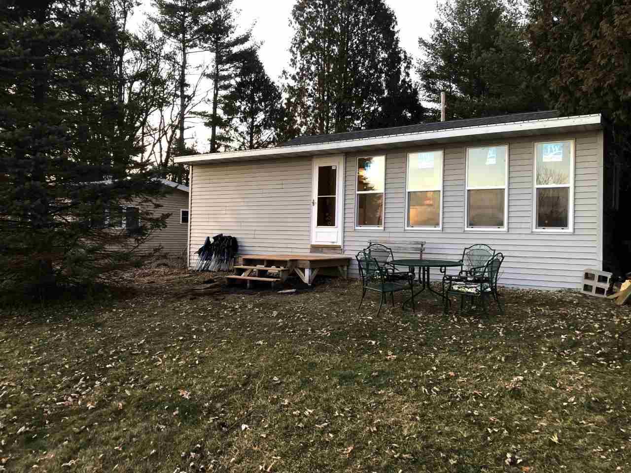 View Single-Family Home For Sale at W6013 Stockyard Rd, Montello, WI