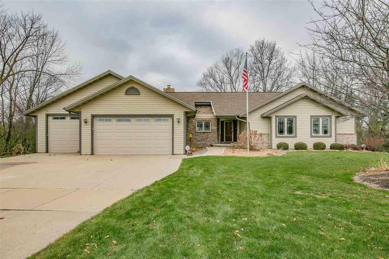 View Single-Family Home For Sale at 1540 HICKORYHOLLOW LANE, Menasha, WI