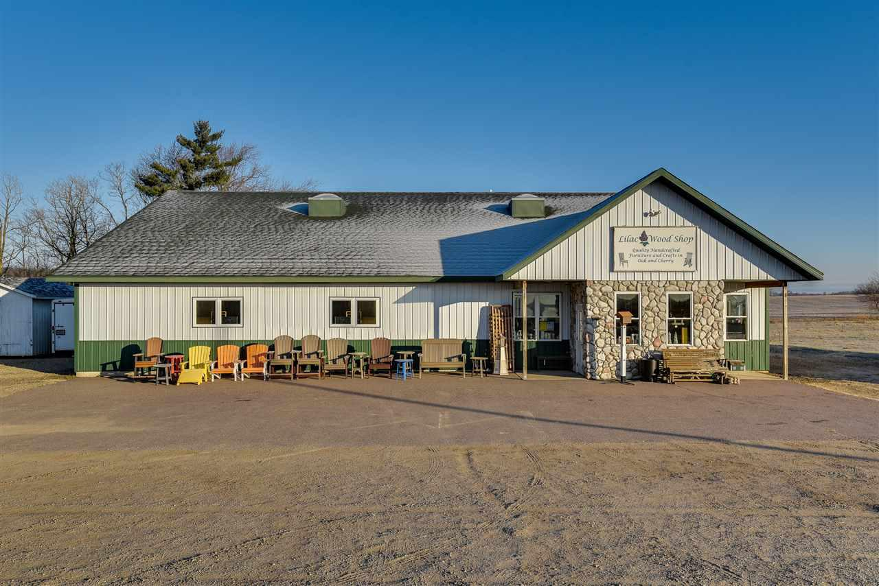 View Commercial For Sale at W1996 Barry Rd #Lot2, Dalton, WI