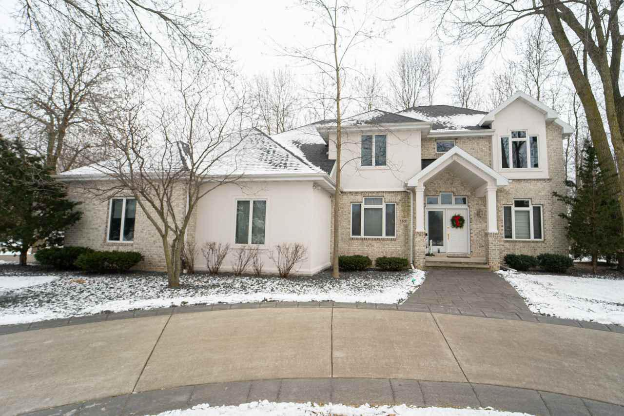 View Single-Family Home For Sale at 1631 BEETHOVEN WAY, Neenah, WI