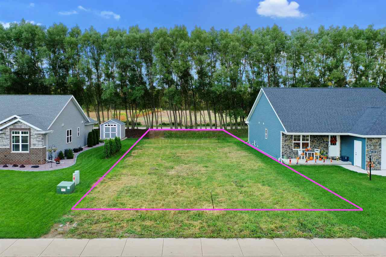 View Vacant Land For Sale at 254 ROYAL ST PATS DRIVE, Wrightstown, WI