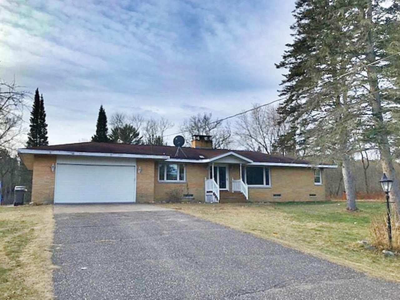 View Single-Family Home For Sale at W8999 BEECHER LAKE ROAD, Pembine, WI