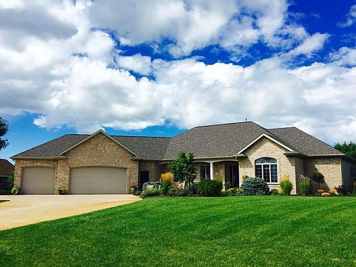 View Single-Family Home For Sale at 2964 SAFFRON LANE, Neenah, WI