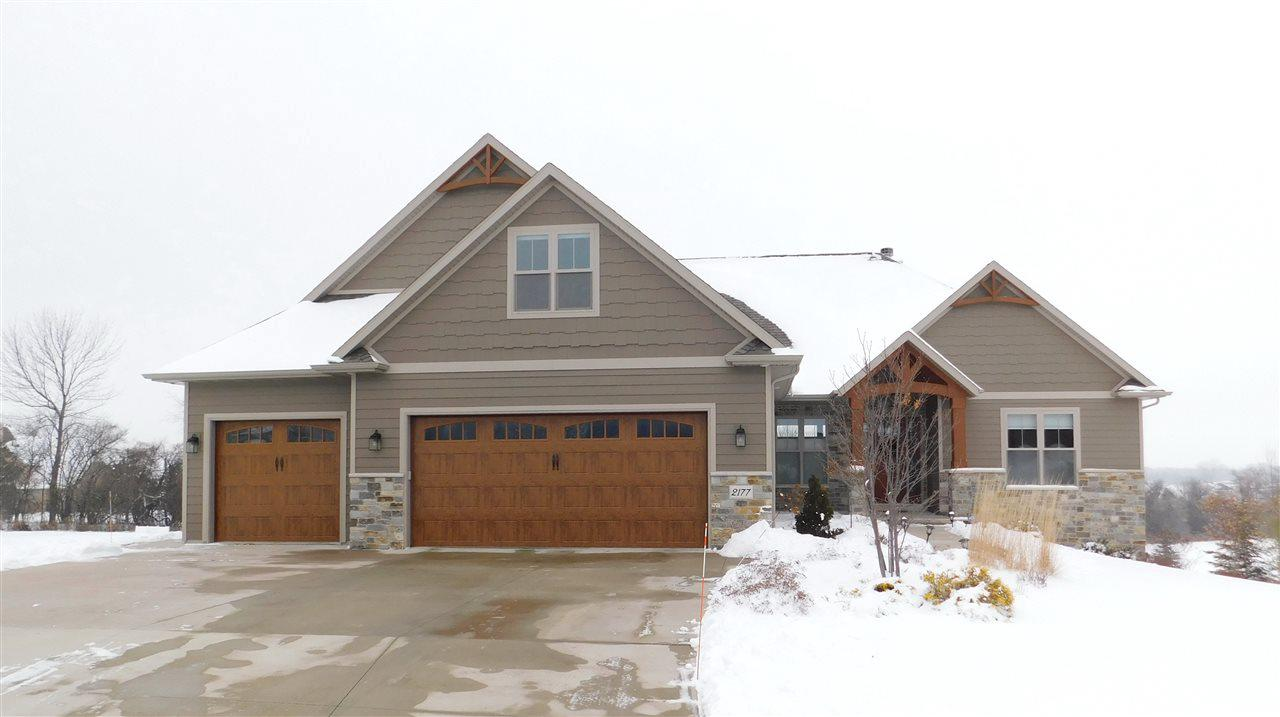 View Single-Family Home For Sale at 2177 RIDGE HAVEN COURT, De Pere, WI
