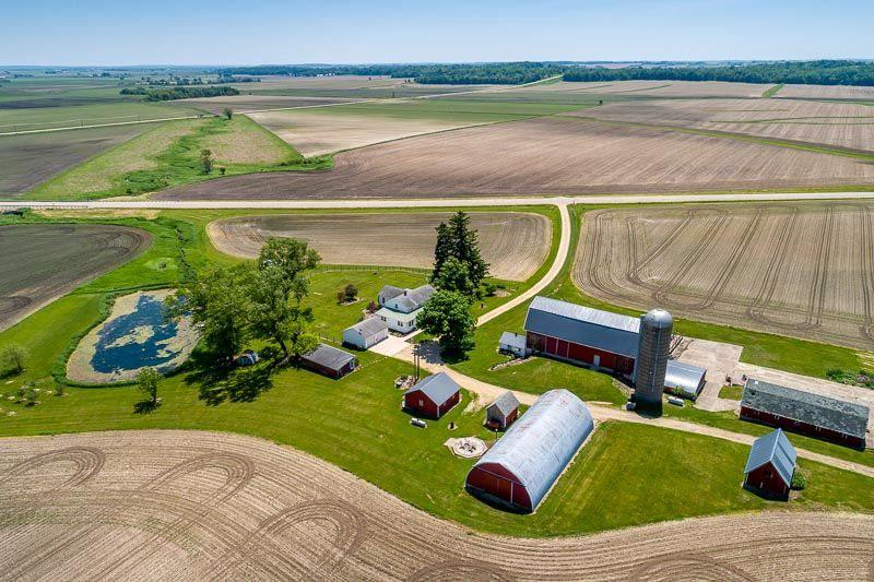 View Single-Family Home For Sale at N4273 Hwy 59, Monroe, WI