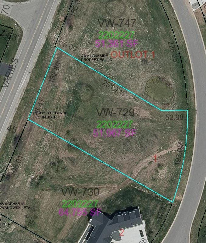 View Vacant Land For Sale at FOX SHORES DRIVE, De Pere, WI