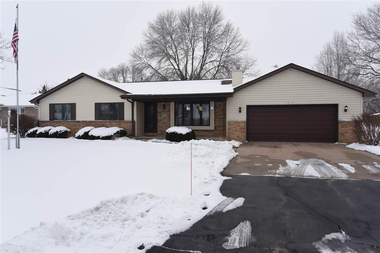 View Single-Family Home For Sale at W2575 RIDGEFIELD COURT, Appleton, WI
