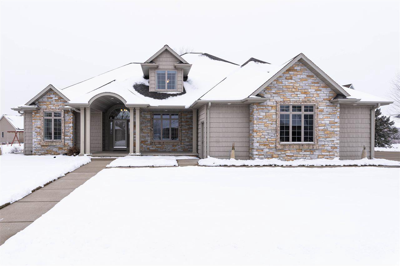 View Single-Family Home For Sale at 2472 WHISTLING SWAN COURT, Menasha, WI