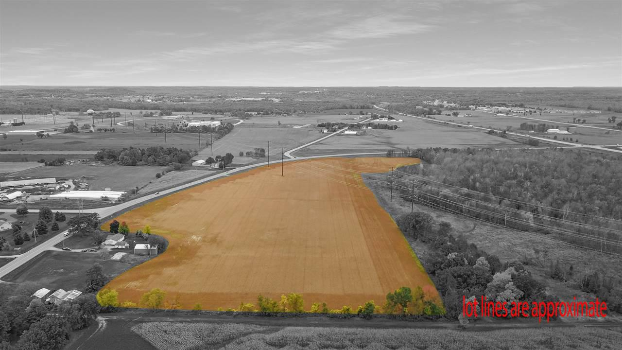 View Vacant Land For Sale at HWY D, New London, WI