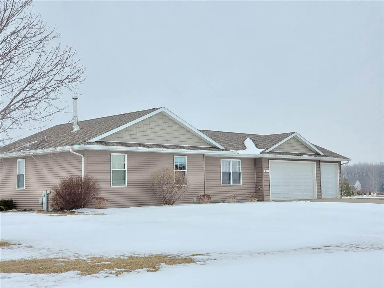 View Single-Family Home For Sale at 4199 MARQUART LANE, Omro, WI