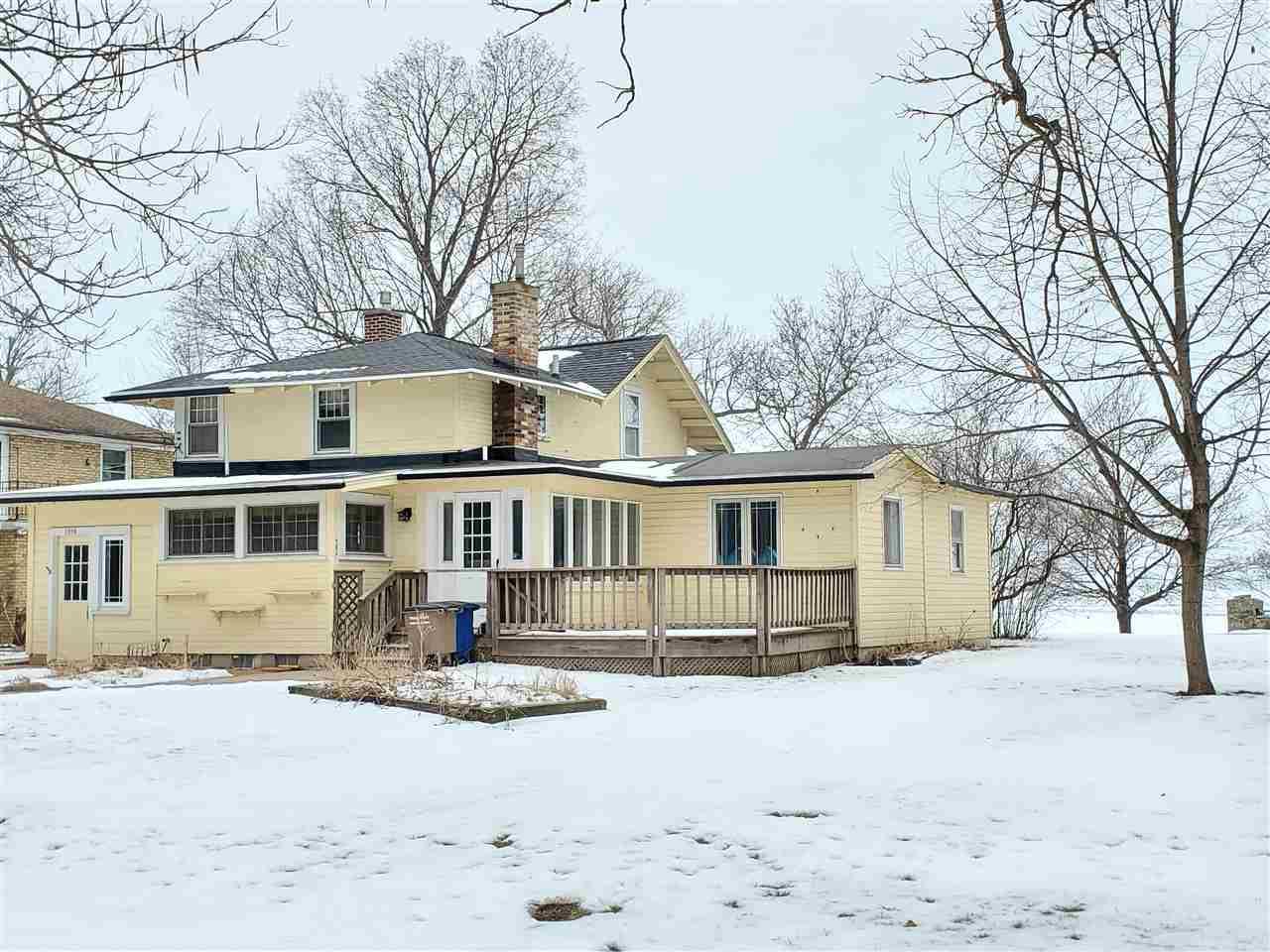View Single-Family Home For Sale at 2898 OAKWOOD LANE, Oshkosh, WI