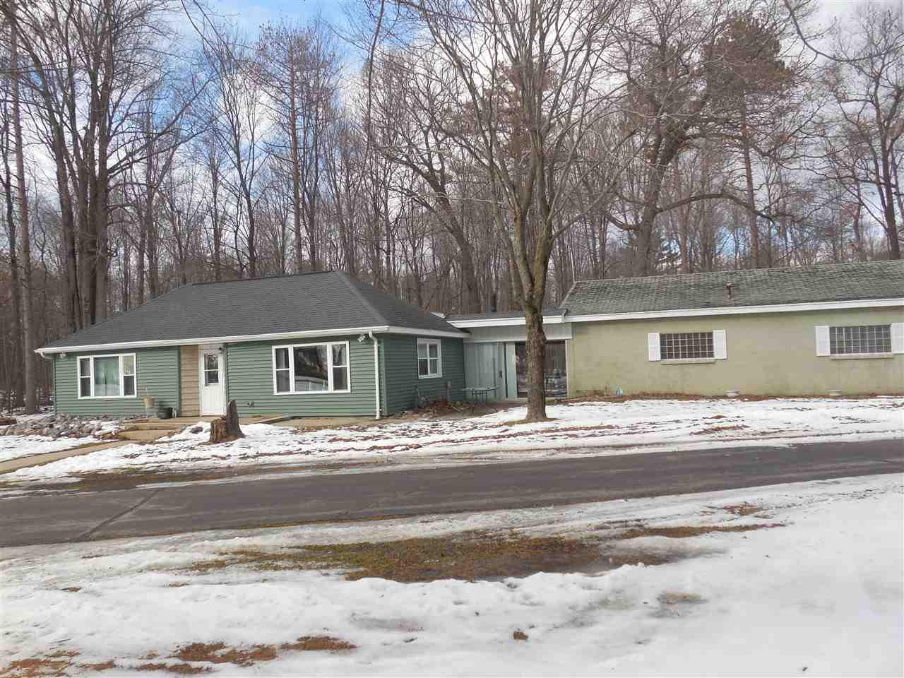 View Single-Family Home For Sale at 2093 HWY NN, Oconto, WI