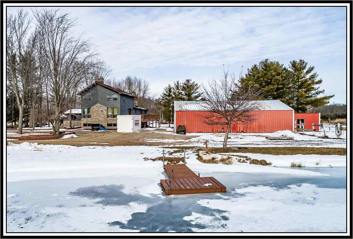 View Single-Family Home For Sale at E7402 DOUD ROAD, New London, WI
