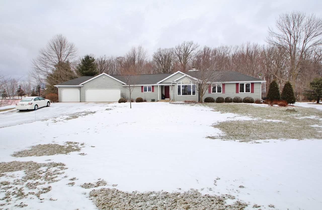 View Single-Family Home For Sale at W2322 CULBERTSON ROAD, Seymour, WI
