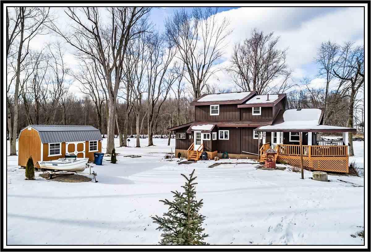 View Single-Family Home For Sale at W8253 HWY S, Hortonville, WI