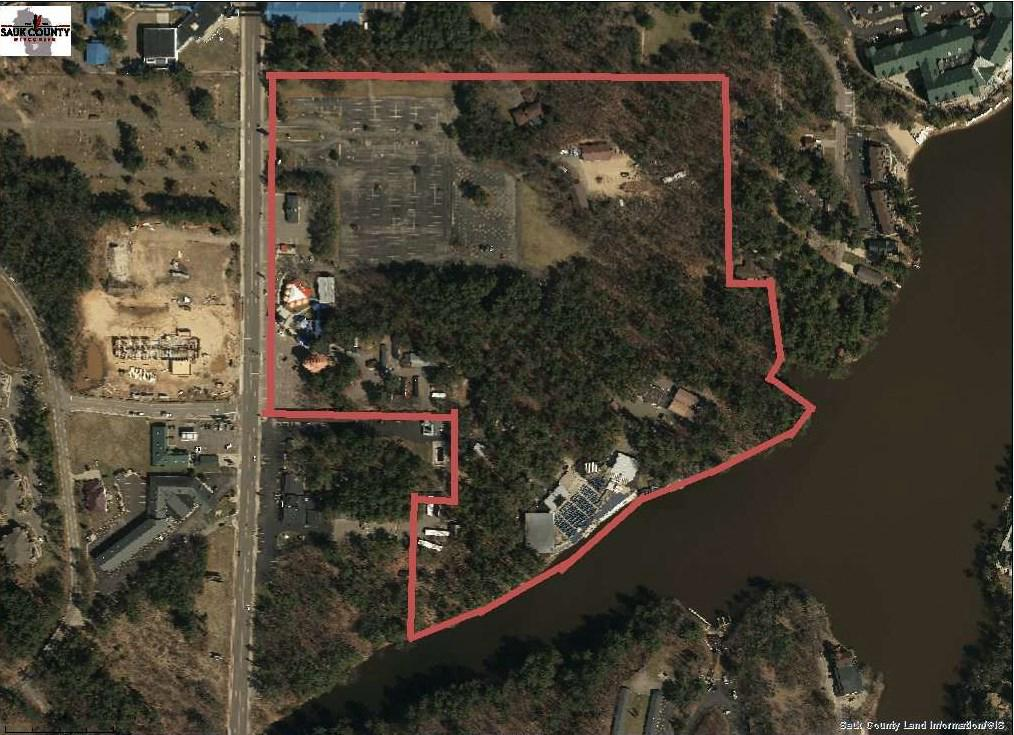 View Vacant Land For Sale at 560 Wisconsin Dells Pky, Wisconsin Dells, WI