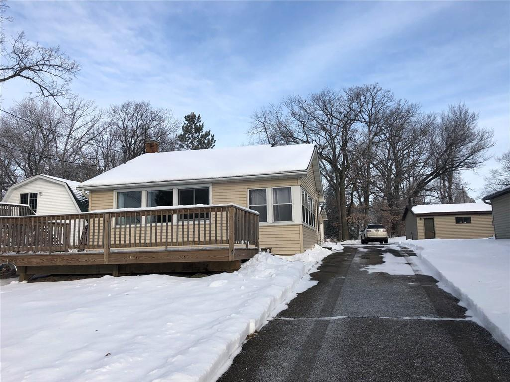 View Single-Family Home For Sale at 201 85th Avenue, Clayton, WI