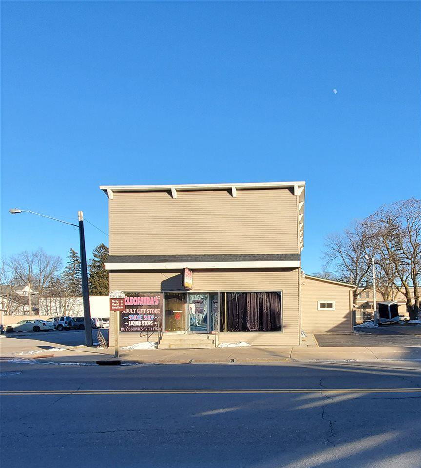View Commercial For Sale at 214 N MAIN STREET, Black Creek, WI