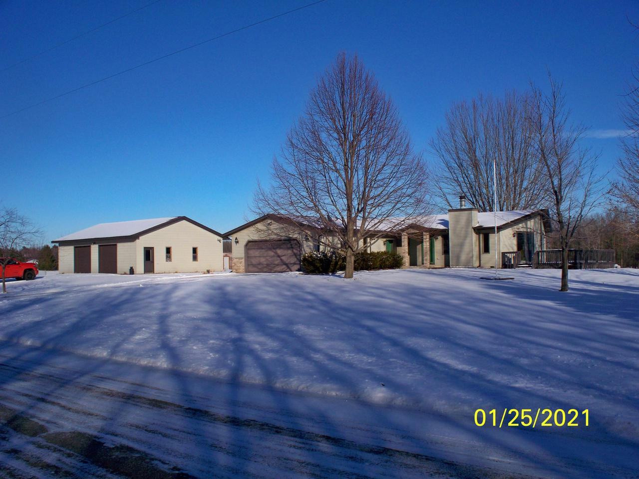 View Single-Family Home For Sale at N2318 S 5th, Coleman, WI