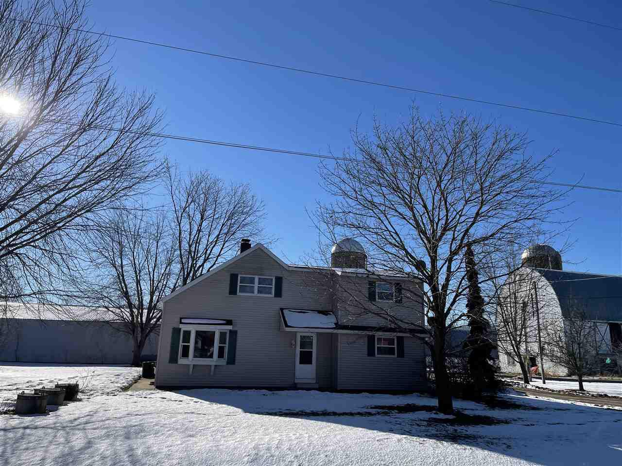 View Single-Family Home For Sale at W1555 FISH CREEK ROAD, De Pere, WI