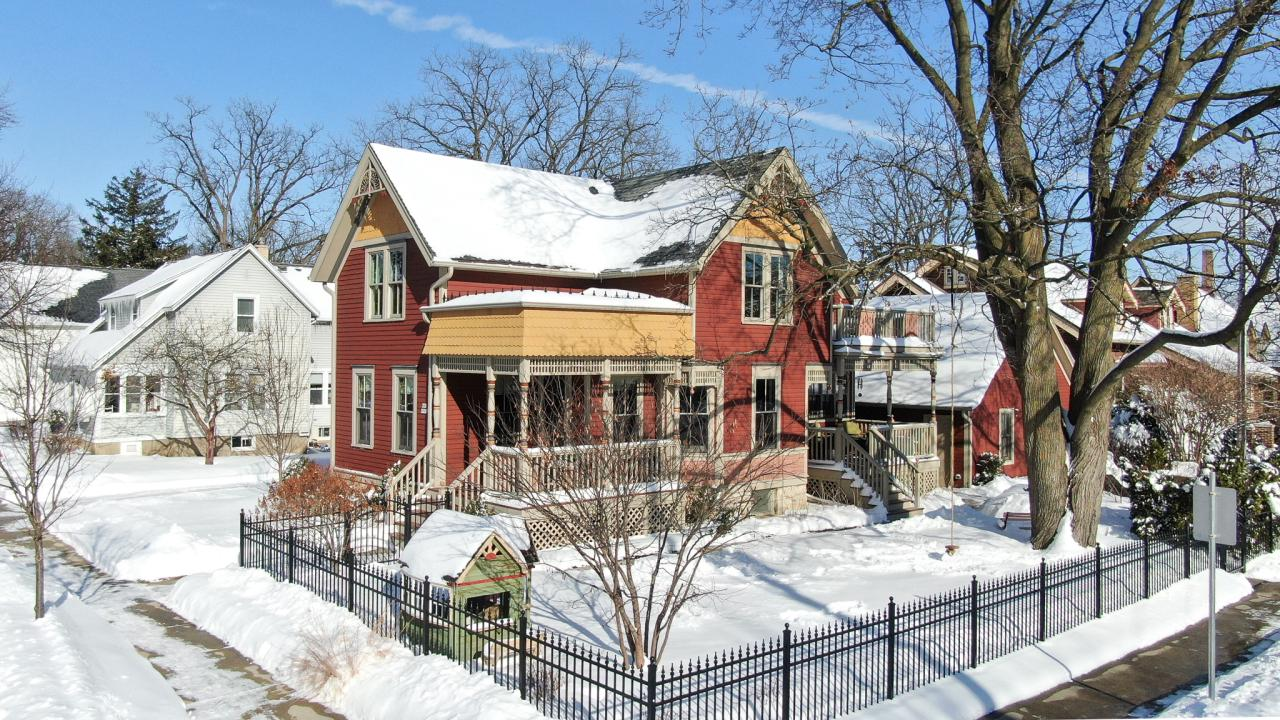 View Single-Family Home For Sale at W65N704 St John Ave, Cedarburg, WI