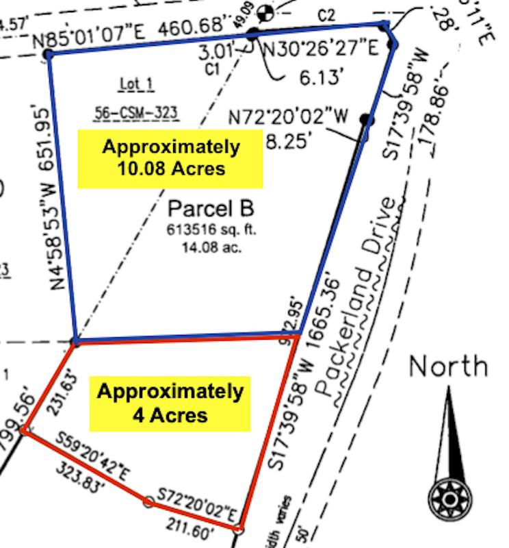 View Vacant Land For Sale at 1201 ORLANDO DRIVE, Hobart, WI