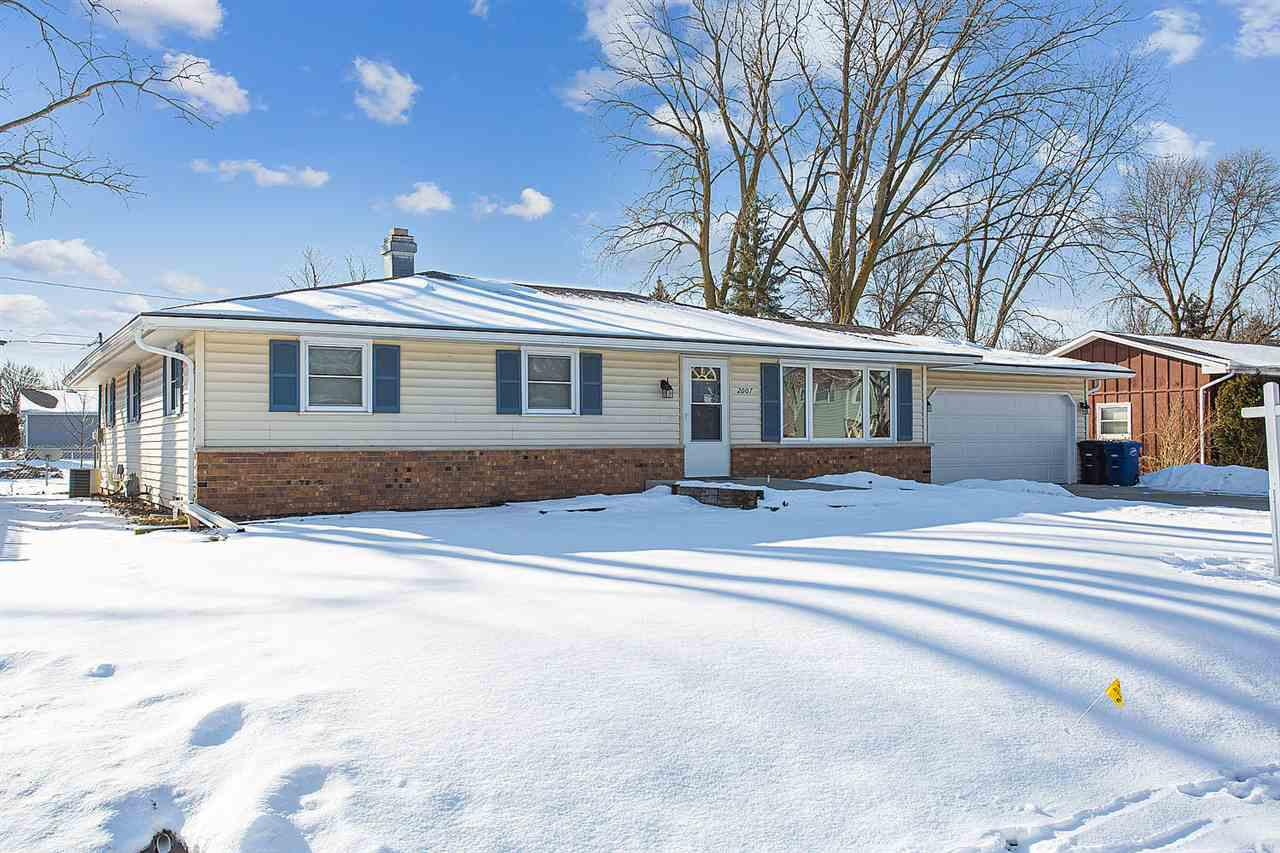 View Single-Family Home For Sale at 2007 OMEGA DRIVE, Appleton, WI