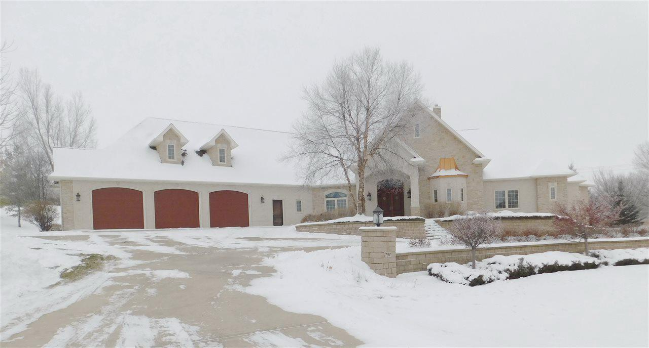 View Single-Family Home For Sale at 1702 LIMESTONE TRAIL, De Pere, WI