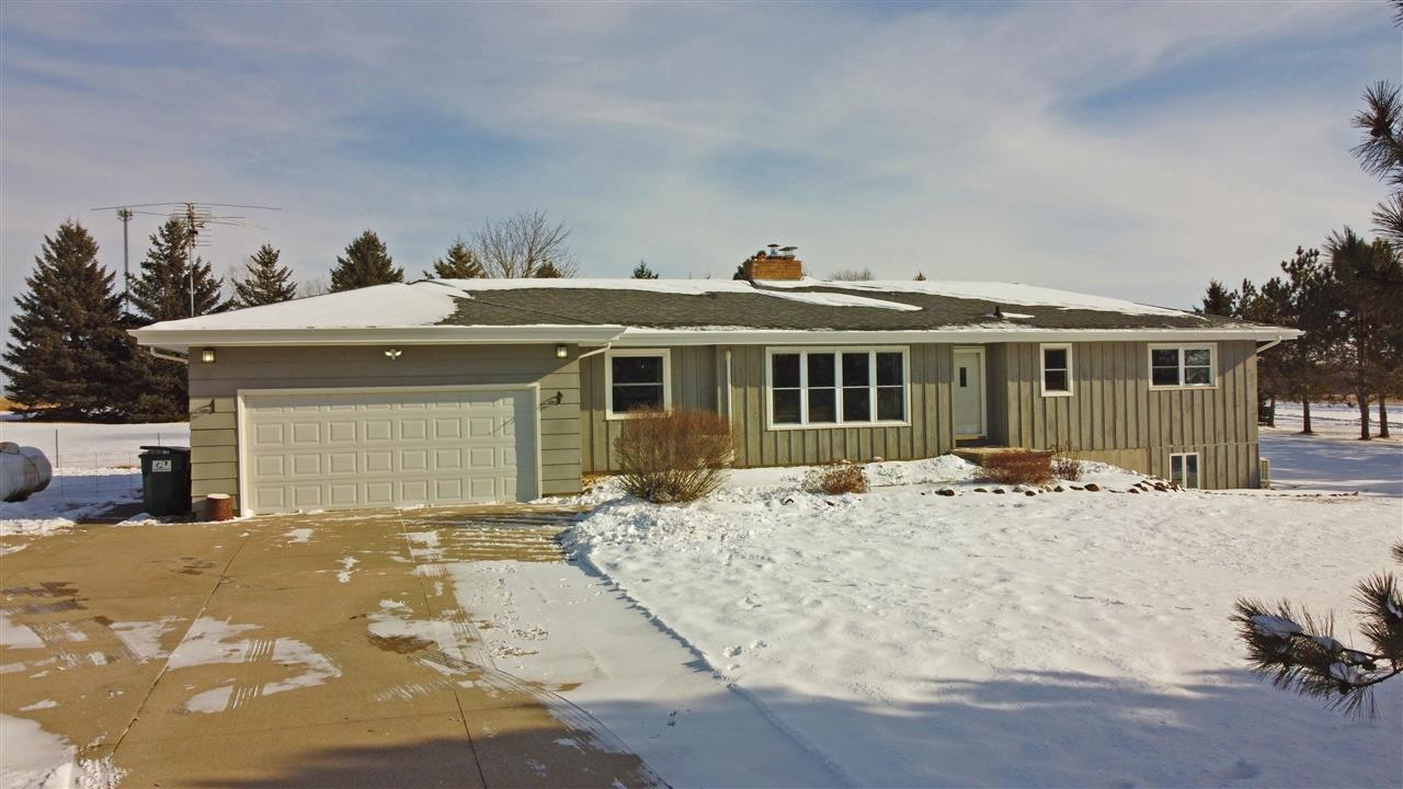 View Single-Family Home For Sale at 9502 SAND PIT ROAD, Larsen, WI