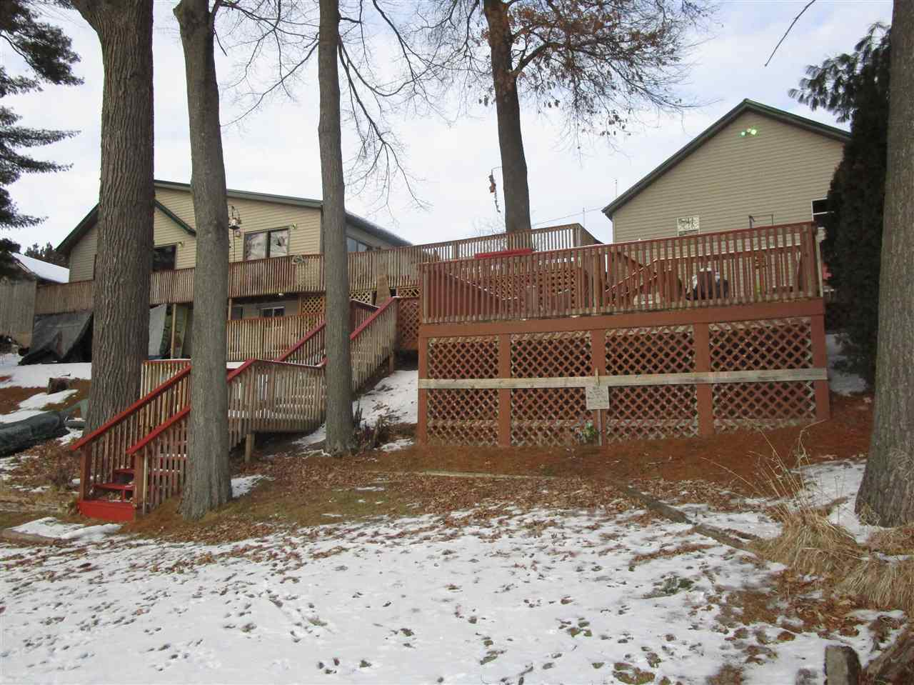 View Single-Family Home For Sale at N2865 HWY Y, Clintonville, WI