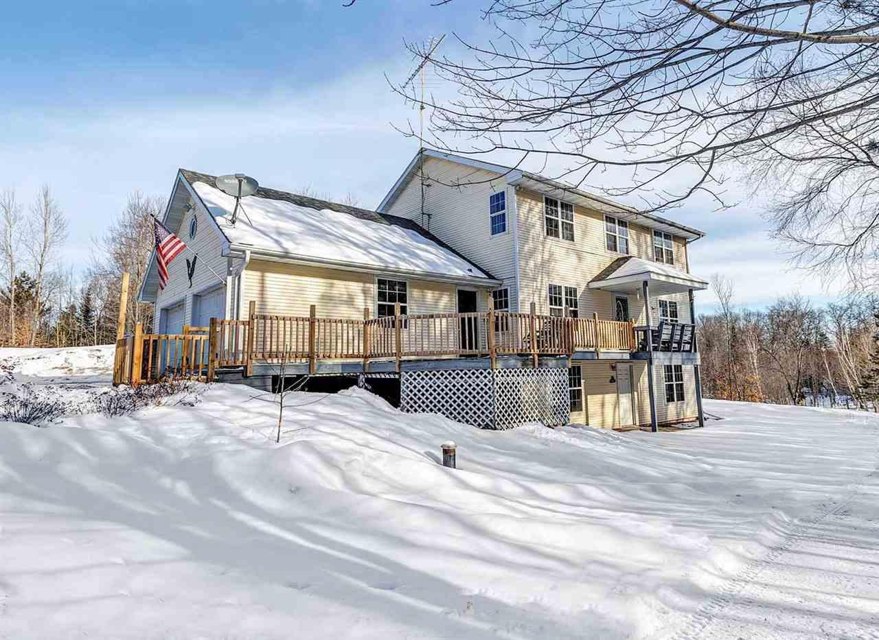 View Single-Family Home For Sale at W14180 OAKWOOD HILLS DRIVE, Silver Cliff, WI