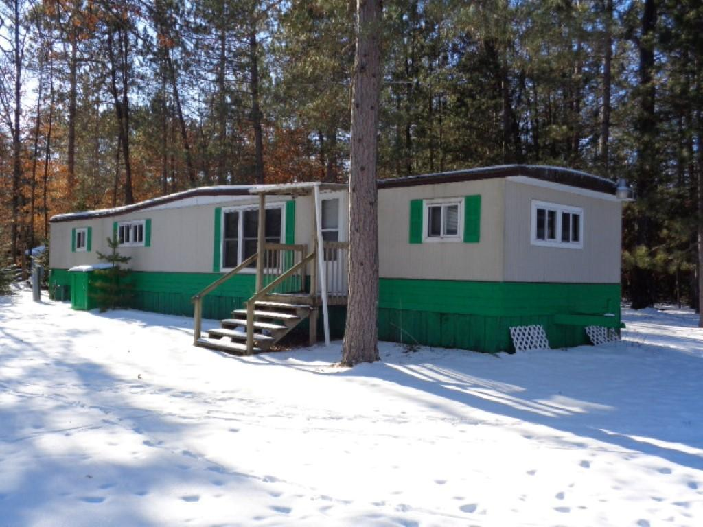 View Single-Family Home For Sale at 15803 County Road W, Crivitz, WI