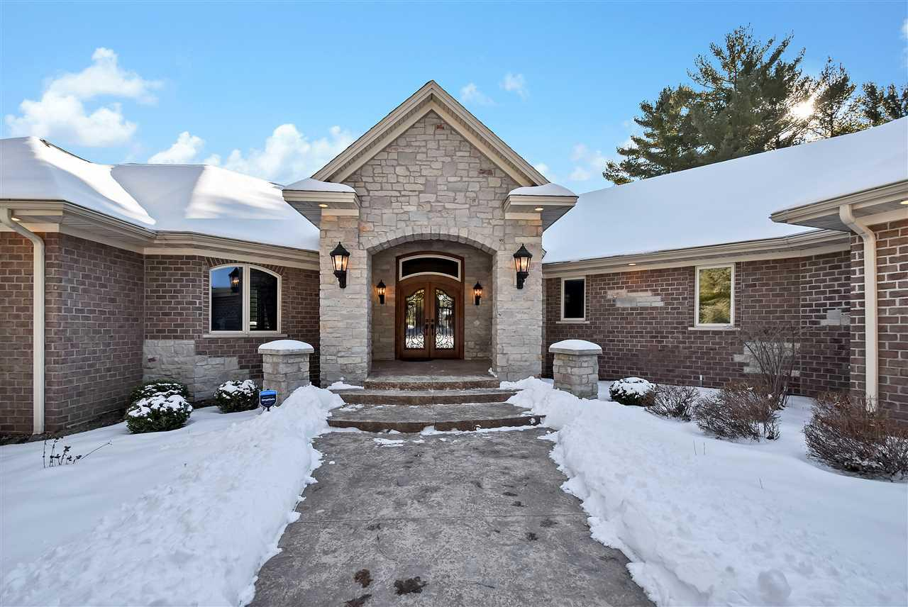 View Single-Family Home For Sale at 3139 FAIRVIEW ROAD, Suamico, WI