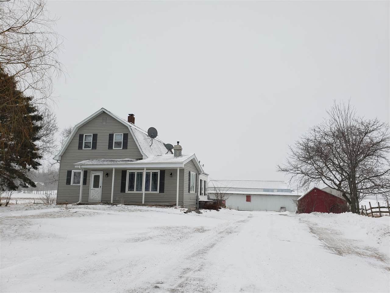 View Single-Family Home For Sale at 5138 BLAHNIK ROAD, Denmark, WI