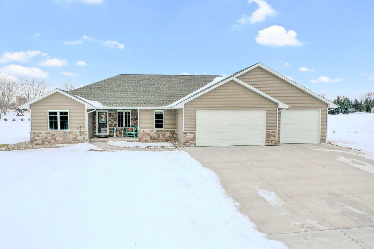 View Single-Family Home For Sale at N1867 RIVER FOREST DRIVE, Kaukauna, WI
