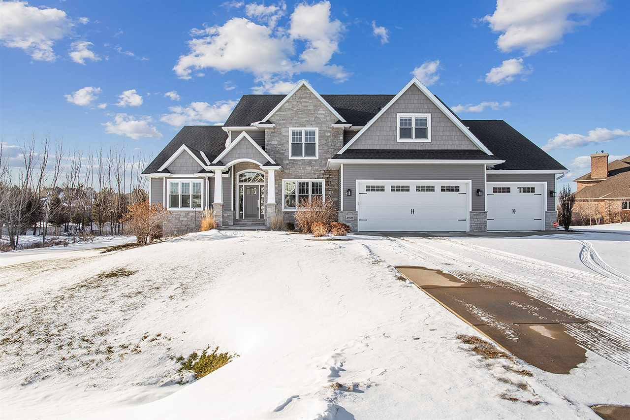 View Single-Family Home For Sale at 3400 AMBER LANE, Green Bay, WI