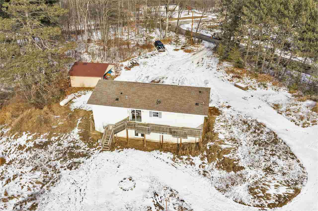 View Single-Family Home For Sale at N11701 BOAT LANDING 11 ROAD, Silver Cliff, WI