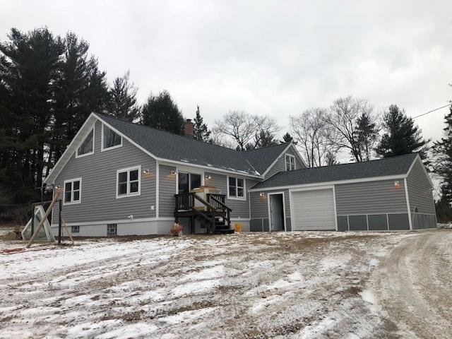 View Single-Family Home For Sale at W8751 TOWN CORNER LAKE ROAD, BEECHER, WI