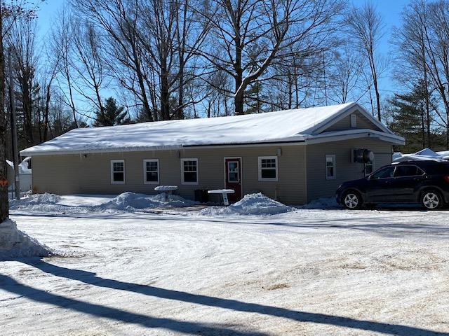 View Commercial For Sale at 12369 S Shore Dr, Suring, WI